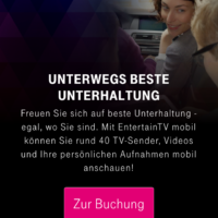 iPhone TV-Programm ohne Mobiloption