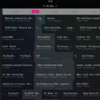 iPad TV-Programm