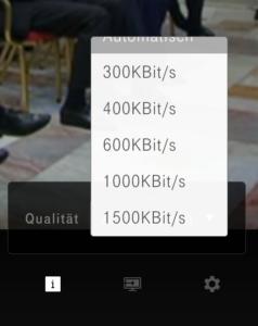 iPad Qualität