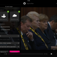 iPad Aufnahme