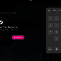 iPad Zahlenblock