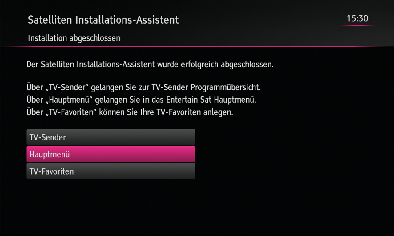welche tv sender kann ich empfangen