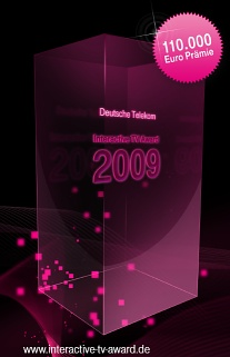 Deutsche Telekom Interactive TV Award
