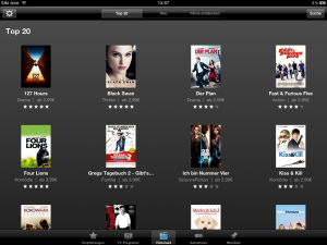 iPad Programm Manager 3.0 Videoload