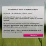 Webradio-Update